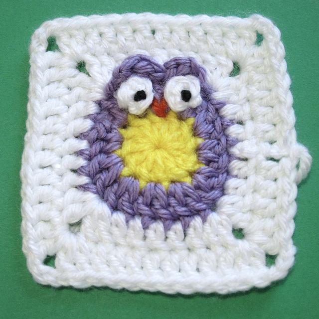Crochet Owl Rug Pattern: Ten *More* Free Crochet Owl Patterns