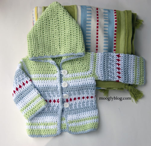 Crochet Baby Boy Sweater Free Patterns : Sven Sweater: the Perfect Crochet Baby Cardigan!
