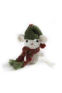 free crochet christmas ornament patterns