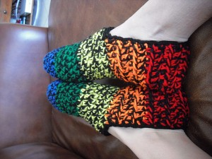 free crochet slipper patterns adult kid teen women men free crochet slippers
