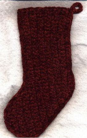 Crochet Christmas Stockings 40 Free Patterns To Hang This Year Inspiration Free Crochet Christmas Stocking Patterns
