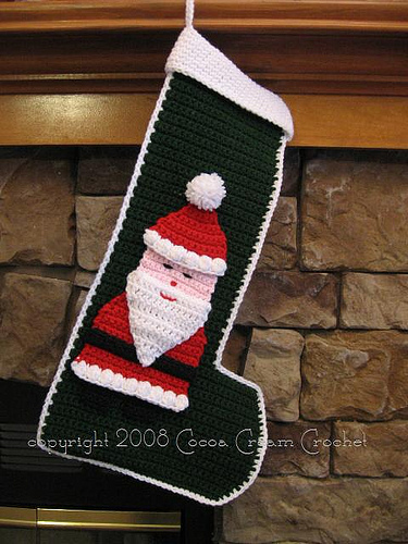 Crochet Christmas Stockings 10 Free Patterns To Hang This
