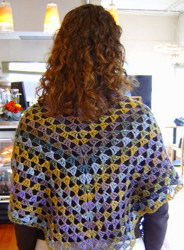 Free crochet shawl patterns fast crochet shawls crescent batwing