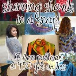 Stunning Crochet Shawls in a Snap: 10 Free Patterns