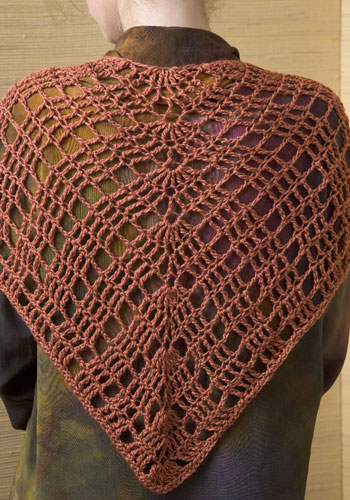 free crochet shawl patterns fast crochet shawls crescent batwing ...