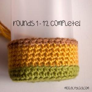 free crochet toy pattern free crochet finger puppet carrying case pattern