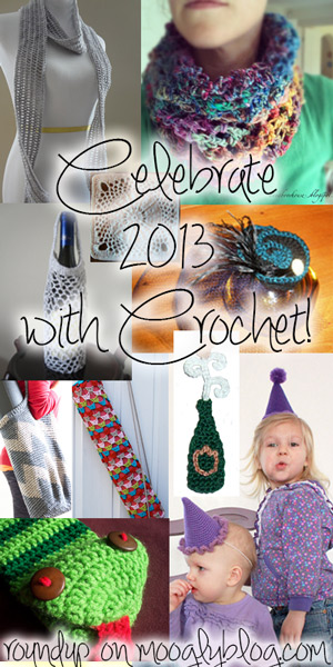 new years eve crochet patterns free crochet patterns 2013