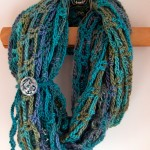 Basics of the Artfully Simple Infinity Scarf