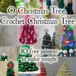 O Christmas Tree, Crochet Christmas Tree!