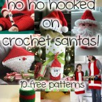 Get Ho Ho Hooked on Crochet Santa Patterns!