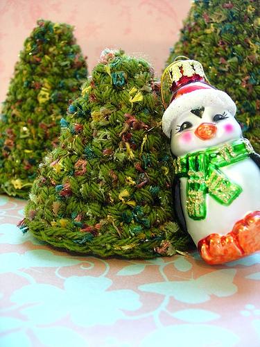 Free Crochet Christmas Tree Patterns.O Christmas Tree Crochet Christmas Tree Moogly