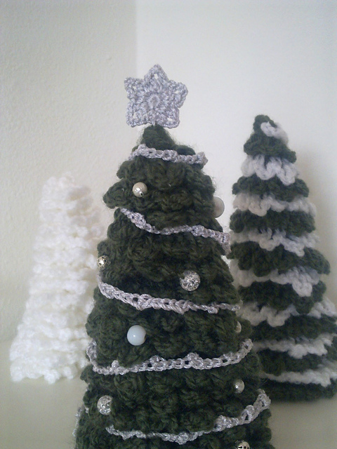 ... Free Crochet Christmas Tree Patterns Free Christmas Tree To Crochet Free  Pattern  Free Christmas Tree Templates