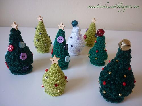 O Christmas Tree, Crochet Christmas Tree!