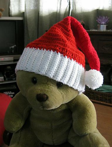 Get Ho Ho Hooked On Crochet Santa Patterns