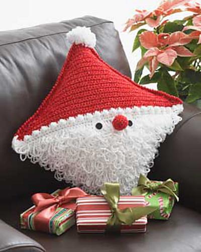 Get Ho Hooked On Crochet Santa Patterns
