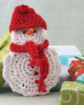 Free Pattern Crochet Snowman : Ready, Set, Snow! 10 Free Crochet Snowman Patterns