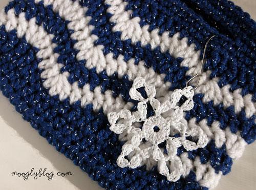 Tasty Little Chevron Bag free pattern crochet chevron bag chevron purse zig zag