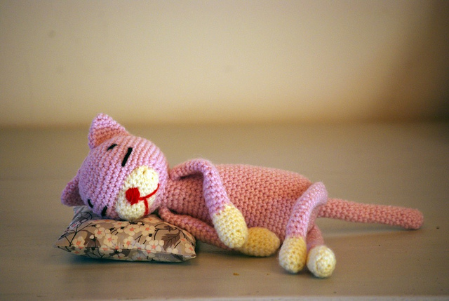Free Crochet Patterns Cat : 10 Gorgeous Free Crochet Toys for Babies Patterns