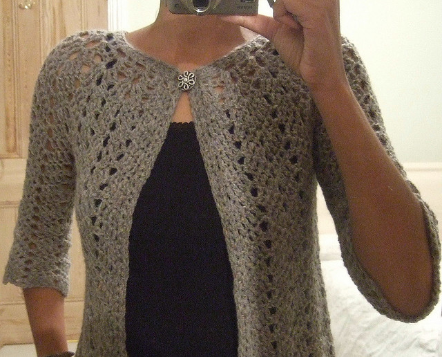 10 Fantastic and Free Crochet Cardigan Patterns to Make and Wear!