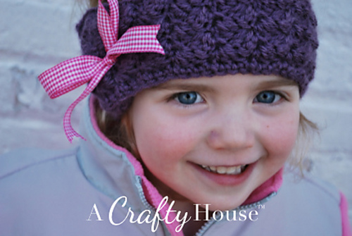 Free Adjustable Crochet Headband Pattern : Crochet Ear Warmers - Fast to Make and Fun to Wear!