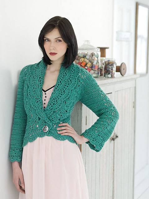 Free Pattern Crochet Sweater : 10 Fantastic and Free Crochet Cardigan Patterns to Make ...