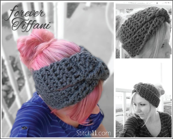 Free Crochet Pattern Headband Ear Warmer : Crochet Ear Warmers - Fast to Make and Fun to Wear!