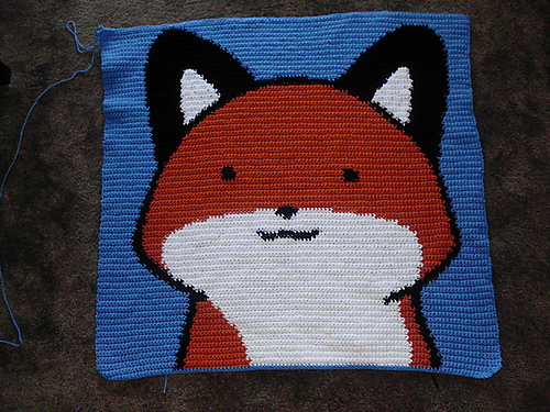 ... Fox and other great fox crochet patterns - on mooglyblog.com! #crochet