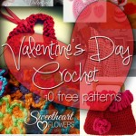 Handmade Love with Valentine's Day Crochet
