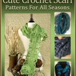 Free Crochet eBook – Featuring the Artfully Simple Infinity Scarf!