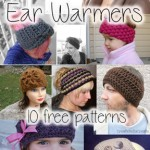 Crochet Ear Warmers – Fast to Make and Fun to Wear!