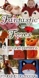 free crochet fox patterns