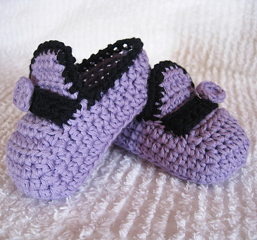 Baby Moccasins free crochet baby booties pattern! crochet | Free ...