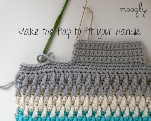 Free Pattern Chroma Crochet Bag
