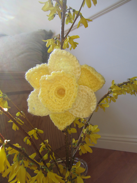 Daffodil Spring Fairy Amigurumi Crochet Pattern : Pin Crocheting Daffodil Spring Fairy Amigurumi Crochet on ...