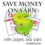 Save Money on Yarn This Weekend! Crafty Coupon Roundup for 3/07/2013