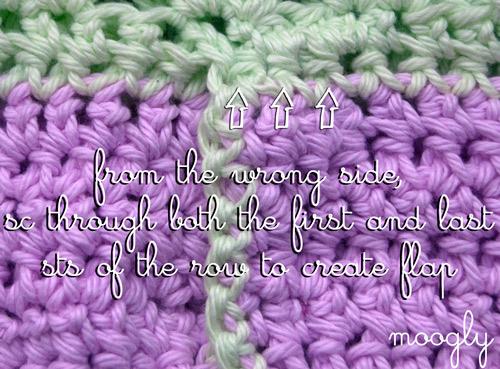 Summer Breeze Baby Sweater #crochet