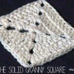The Solid Granny Square