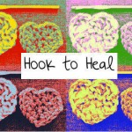 Hook to Heal - crochet can heal, increase creativity and more! Read this interview with the author and then sign up! #croche