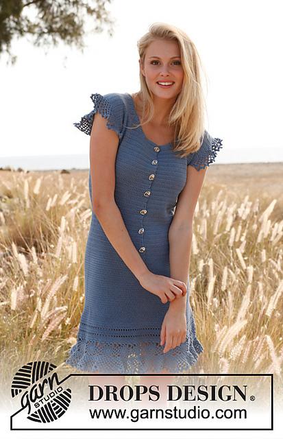 Free Crochet Dress Patterns For Ladies : 10 Unique and Free Crochet Dress Patterns For Women - all ...