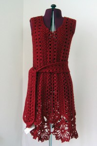 free crochet dress patterns for women