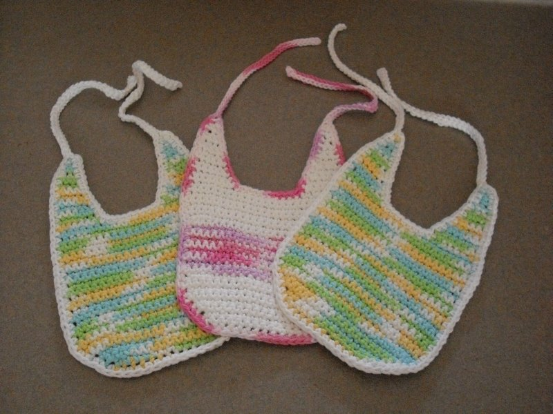 Unique Crochet Baby Bib Patterns: Please the Most Particular Parents!
