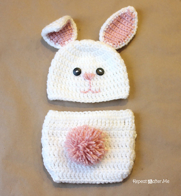 Free Crochet Pattern For A Rabbit : Hop into Spring with Crochet Bunny Patterns!