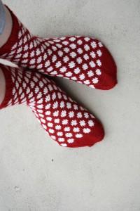 Dotties - free #knit pattern