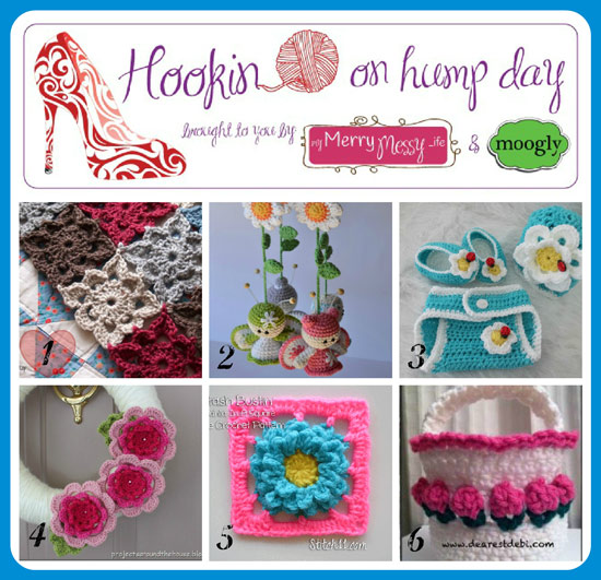 Hookin On Hump Day #35 is Live! Come add your links to the fiber arts party that's twice as nice! #crochet #sewing #knitting