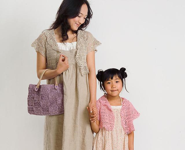 Pretty Spring Crochet Shrugs For Girls 10 Free Patterns Moogly