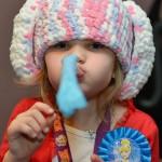 One Hour Crochet Bunny Hat