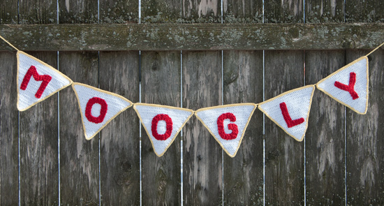 Free Pattern Perfect Party Pennant Garland