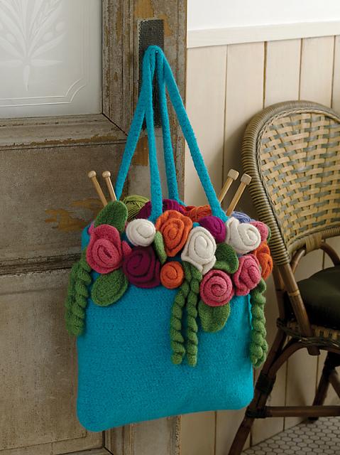 Easy Felted Crochet Bag Pattern : Felted Shoulder Bag Pattern ? Shoulder Travel Bag