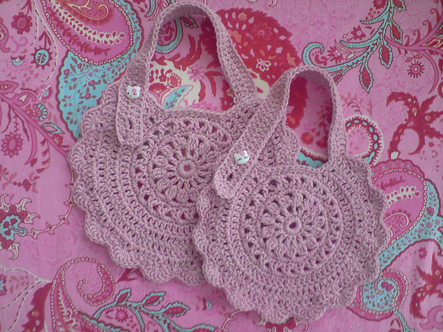 Crochet Baby Bib Patterns : Unique Crochet Baby Bib Patterns: Please the Most ...