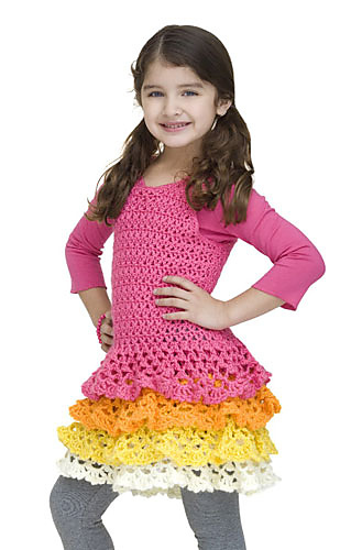 Prime Sweet And Swirly 12 Free Crochet Dress Patterns For Girls Hairstyles For Men Maxibearus